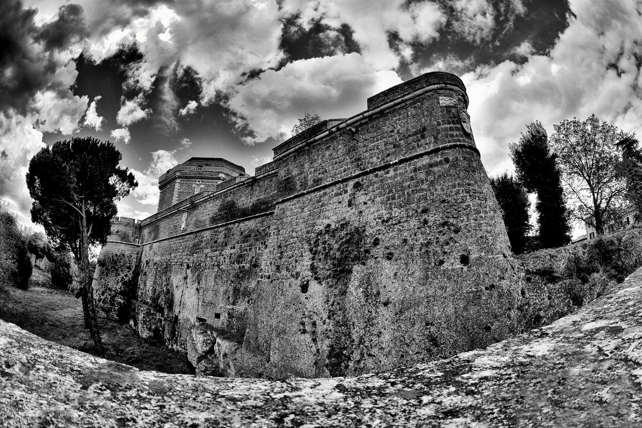 forte sangallo Civita Castellana immagine illustrativa